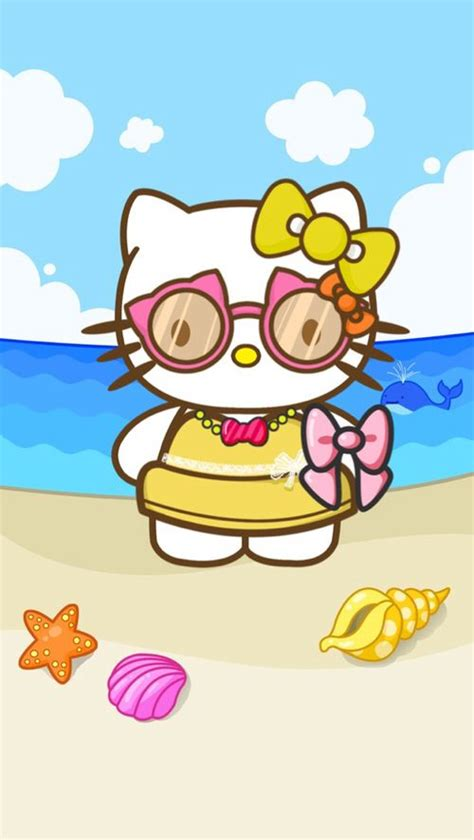 hello kitty summer pin by valentina di maro on estate pinterest beaches