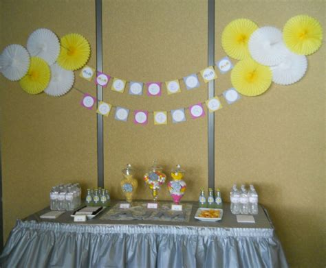 Decorating Ideas For Baby Shower Baby Shower Decoration Ideas Interior Home Design
