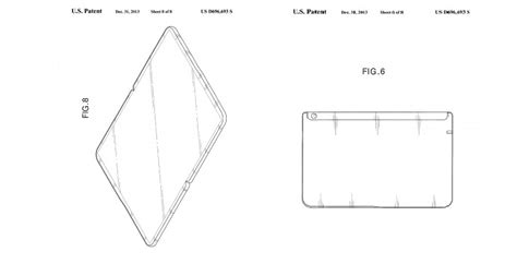 doodle name jessa samsung awarded patent for futuristic foldable tablet