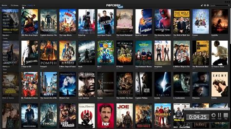 versao popular  popcorn time  netflix pirata