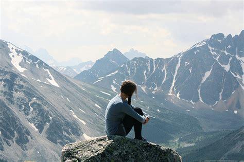girl mountain tumblr adventure braid explore girl mountains image 349261