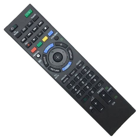 new remote rm ed047 for sony bravia tv kdl 40hx750