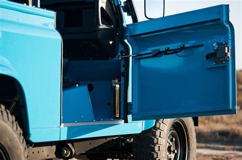 light blue land rover cool n vintage light blue land rover the coolector