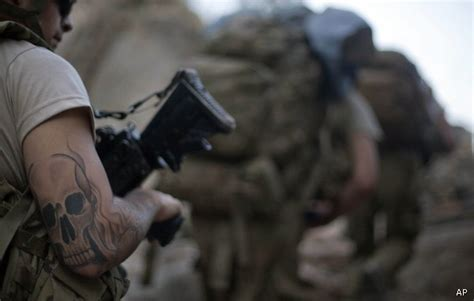 army set to ban arm leg tattoos
