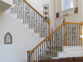 design wrought iron railings picture