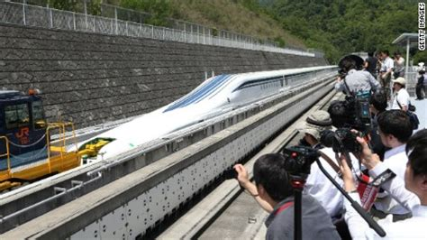 world's fastest train takes you a mile in 10 seconds cnn