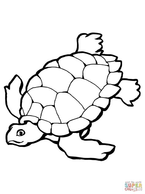 sea turtle coloring page printable swimming sea turtle coloring page free printable