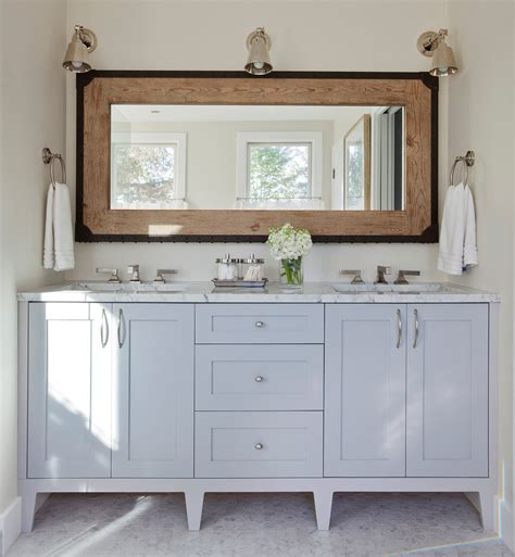 large bathroom wall mirror large framed bathroom mirrors bathroom traditional with