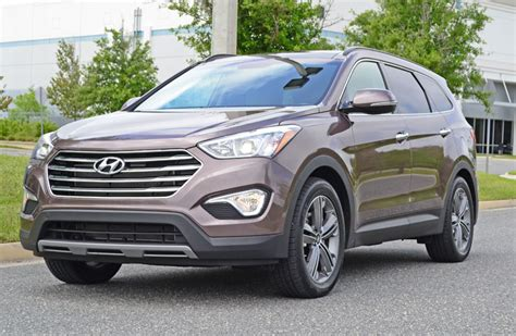 hyundai santa fe limited 2014 2014 hyundai santa fe limited spin