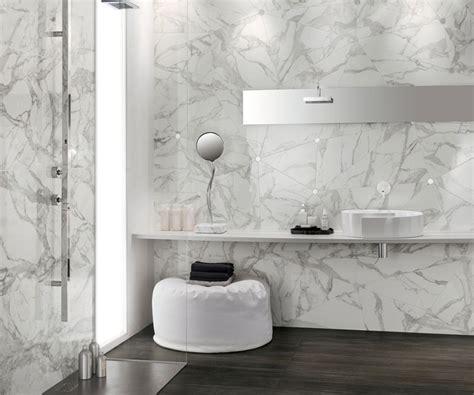 piastrelle bagno eleganti rivestimento effetto marmo bottacini pavimenti