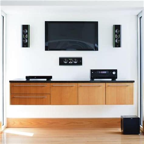 klipsch g 16 flat panel speaker each home