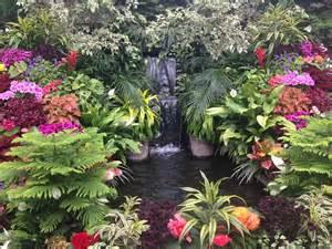 photo gratuite l eau de jardin paysage fleurs image