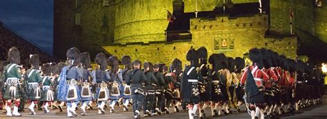 royal edinburgh military tattoo to tour overseas discover scotland featuring the royal edinburgh military