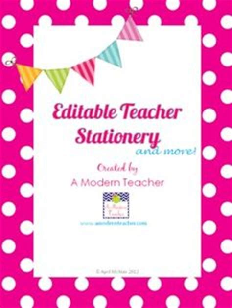 printable stationery for teachers 1000 images about classroom theme on pinterest circus