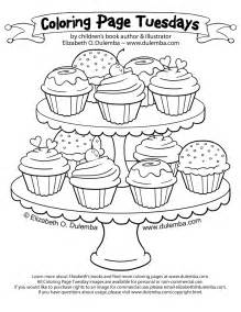 cupcake coloring pages cupcake color page az coloring pages