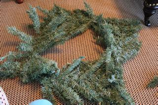 recycle artificial trees remodelaholic recycling your artificial tree post 2