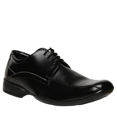 buy bata black colour formal shoes for snapdeal