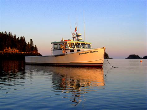 lobster boat sternman about christina lemieux author of maine lylobster