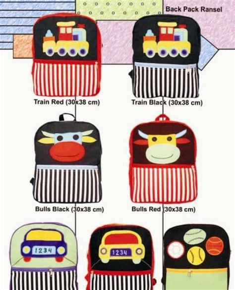 Tas Gendong Anak Bahan Dinnir Model Imut tas laptop tas anak imut dan lucu