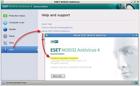 Eset Nod32 Antivirus Business Edition do i the version of eset nod32 antivirus 4 business edition for linux desktop baza