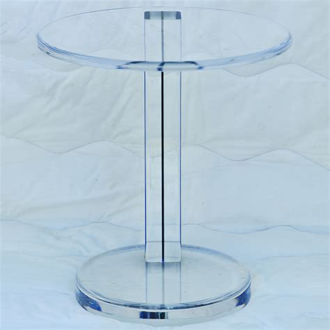 acrylic accent table acrylic accent table clear acrylic zella accent table