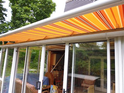 Conservatory Awnings Uk conservatory awnings photo gallery from samson awnings terrace covers