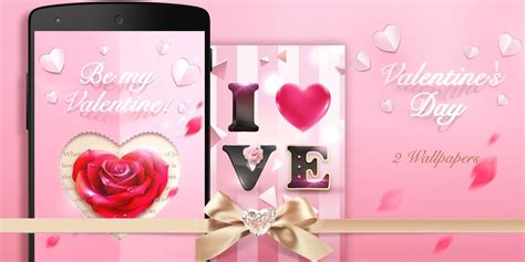go valentines day s daygolaunchertheme free android theme