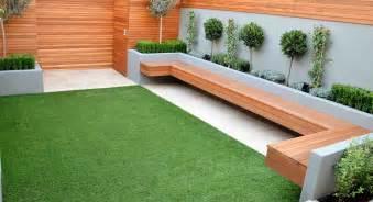 am 233 nagement jardin contemporain en style minimaliste
