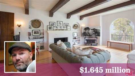 fred durst house fred durst of limp bizkit lists 1920s house with spanish details in hollywood hills