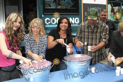 nadia cooking channel rachael ray photos and pictures the cooking channel first birthday