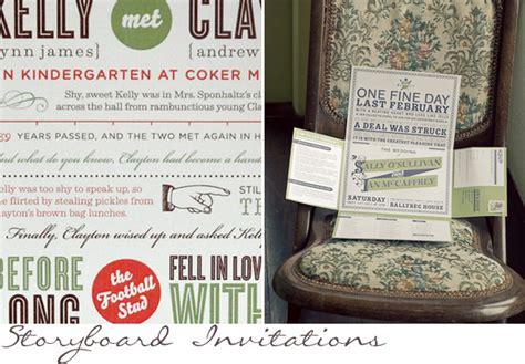Wedding Storyboard by Storyboard Wedding Invitation Ideas Cherry
