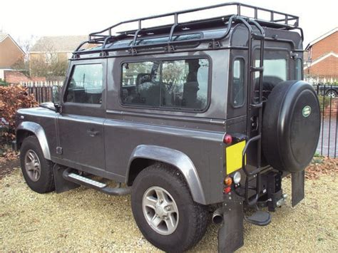 land rover defender 90 safety devices g4 expedition roof