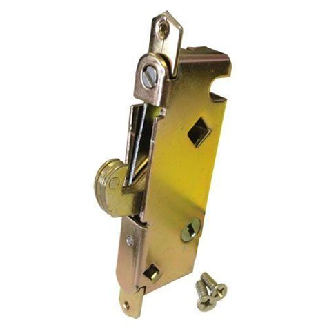 Sliding Glass Door Mortise Lock Sliding Glass Patio Door Lock Mortise Type 45 Degree Keyway 3 11 16 Quot Ho Ebay