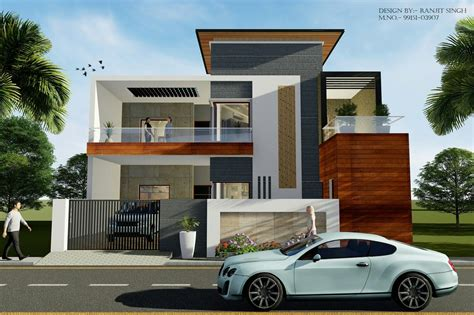 feet front view house front design house designs