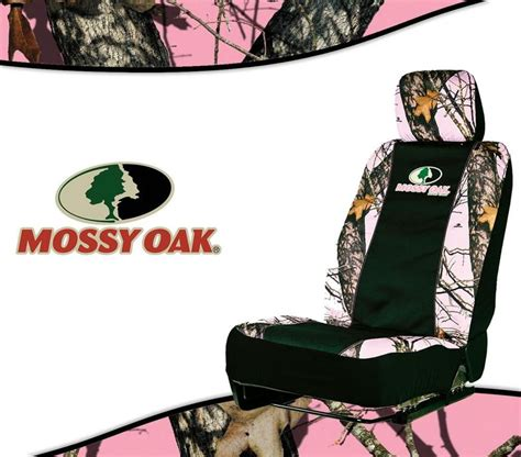 mossy oak pink camo bench seat covers pink mossy oak break up universal camo seat cover low back seat cover ebay