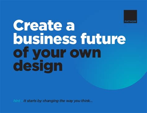 Design Your Own Future Home Create A Future Of Your Own Design