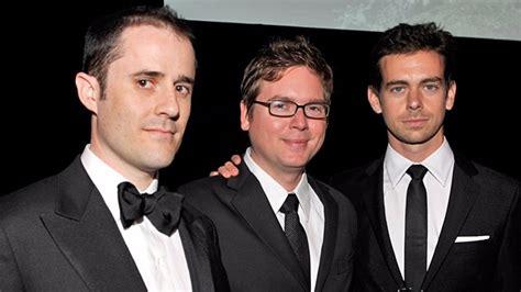 founders of twitter twitter founders jack dorsey evan williams biz stone