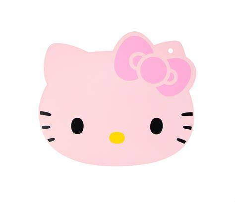 Hellokitty Pink hello cutting board pink sanrio