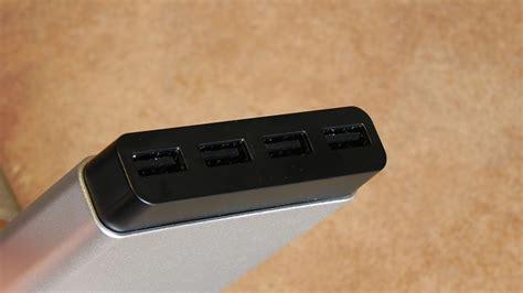 Unit Mobil Usb gadget unit review just mobile alucharge 4 port usb