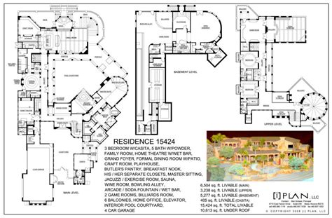10000 Sq Ft House Plans by 28 House Plans Over 10000 Square Feet Charmed House