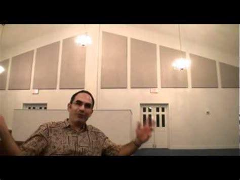 church sound panels
