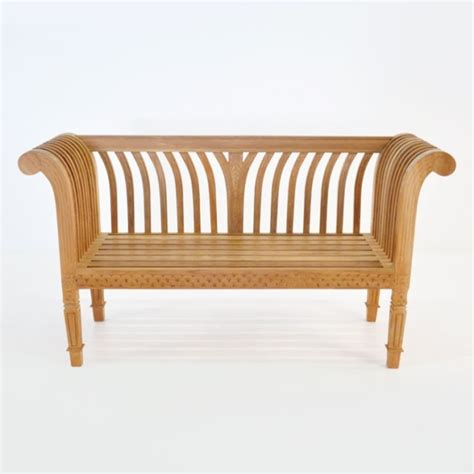 cleopatra bench furniture cleopatra teak bench benches seats up to 2 teak warehouse