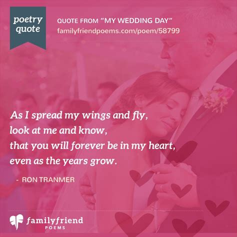 wedding poems for friends free poem from to my wedding day