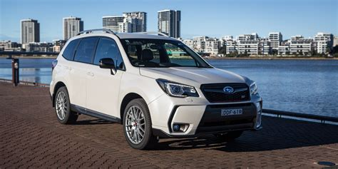 subaru forester car 2016 subaru forester ts review caradvice