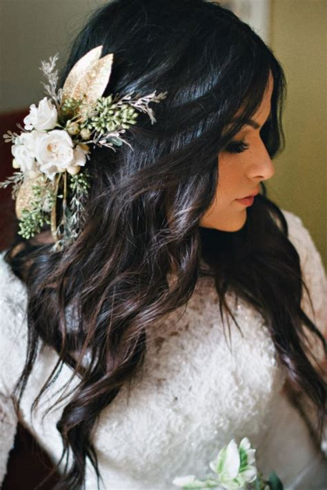 fresh flower wedding hair pieces 301 moved permanently