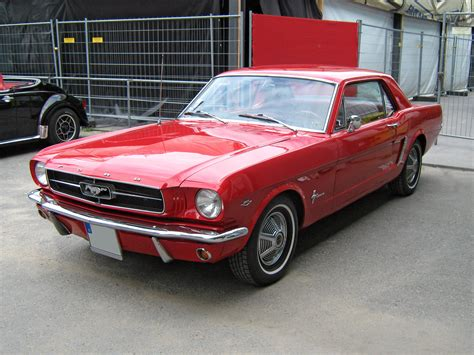 1965 ford mustang soubor 1965 ford mustang 2d hardtop front jpg wikipedie