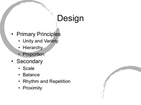 layout principles and aesthetic design concepts aesthetics and design