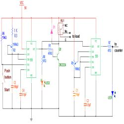 timer circuit diagram with relay images how to guide and