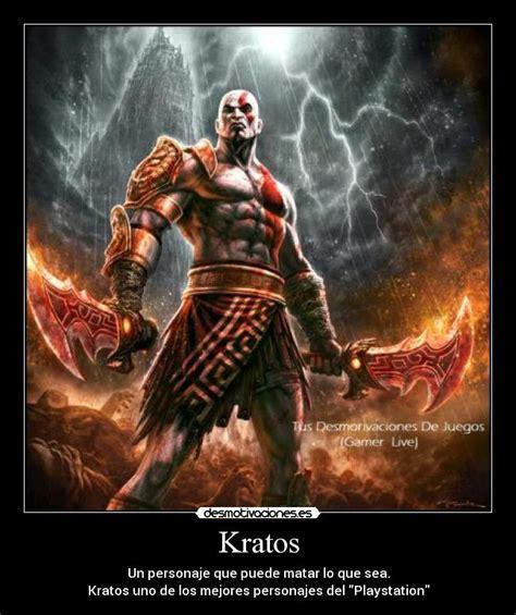 imagenes epicas de kratos kratos desmotivaciones