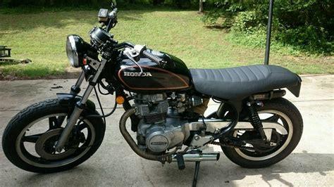 1981 honda cm400 1981 honda cm400a hondamatic cafe racer for sale